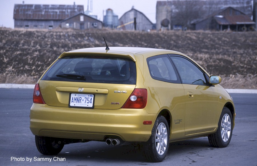 2002 Honda Civic Sir Review Cars Photos Test Drives