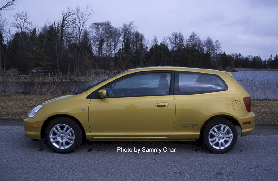 2002 Honda Civic SiR Review   Cars, Photos, Test Drives, And Reviews |  Canadian Auto Review