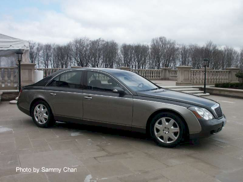 2002 Maybach 57 Related Infomationspecifications Weili Automotive