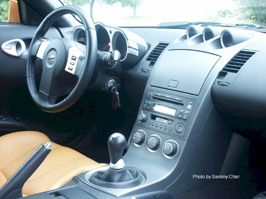 Nissan 350z Review >> Canadian Auto Review - 2002 Nissan 350Z Photos