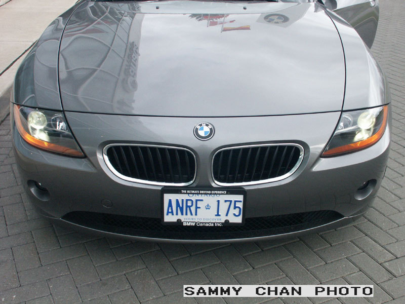 Canadian Auto Review 2003 Bmw Z4 Photos