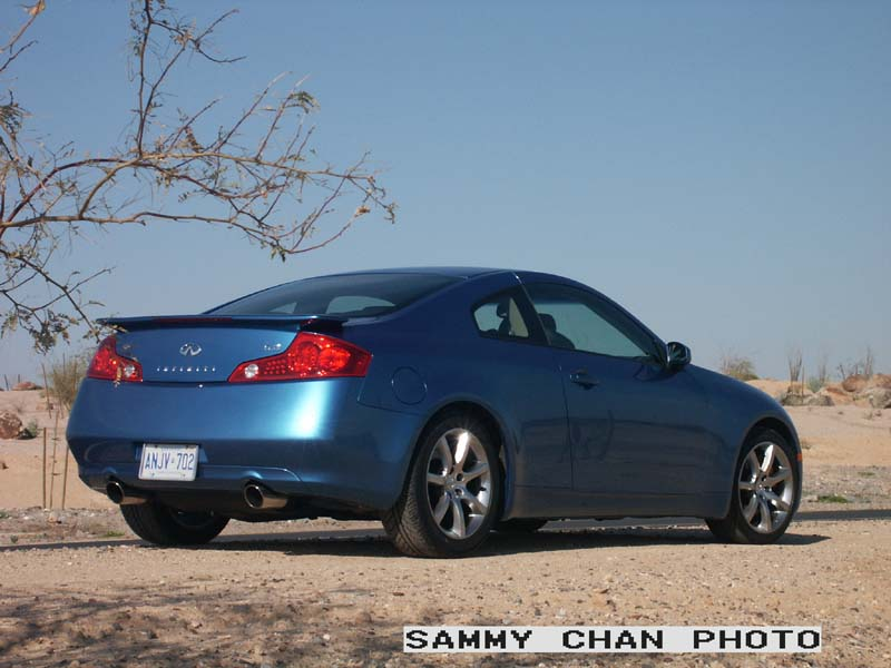 2003 Infiniti G35 Coupe >> Canadian Auto Review - 2003 Infiniti G35 Coupe Photos