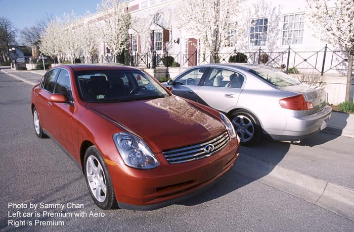 canadian auto review 2003 infiniti g35 sedan photos. Black Bedroom Furniture Sets. Home Design Ideas