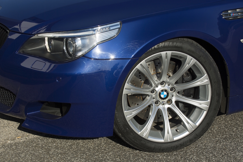 2005 BMW M5 E60 wheels