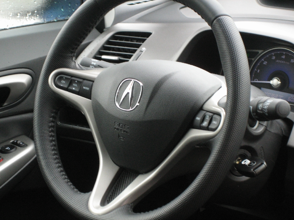 Canadian Auto Review 2005 Acura Csx Photos