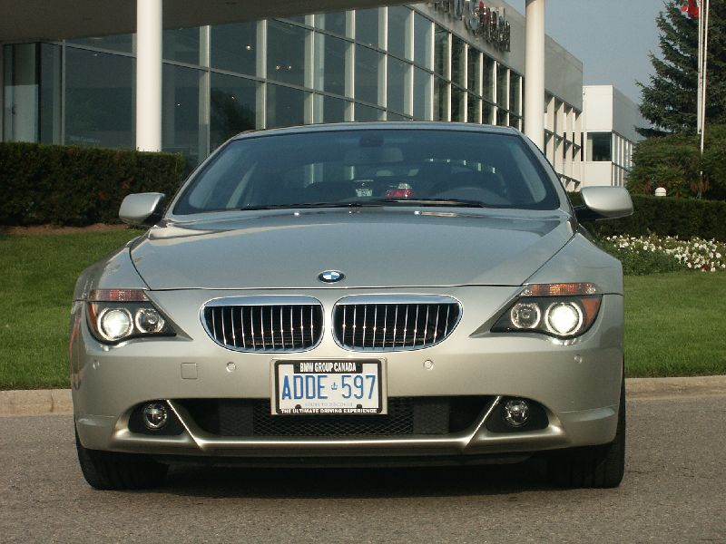 canadian auto review 2005 bmw 645ci photos. Black Bedroom Furniture Sets. Home Design Ideas