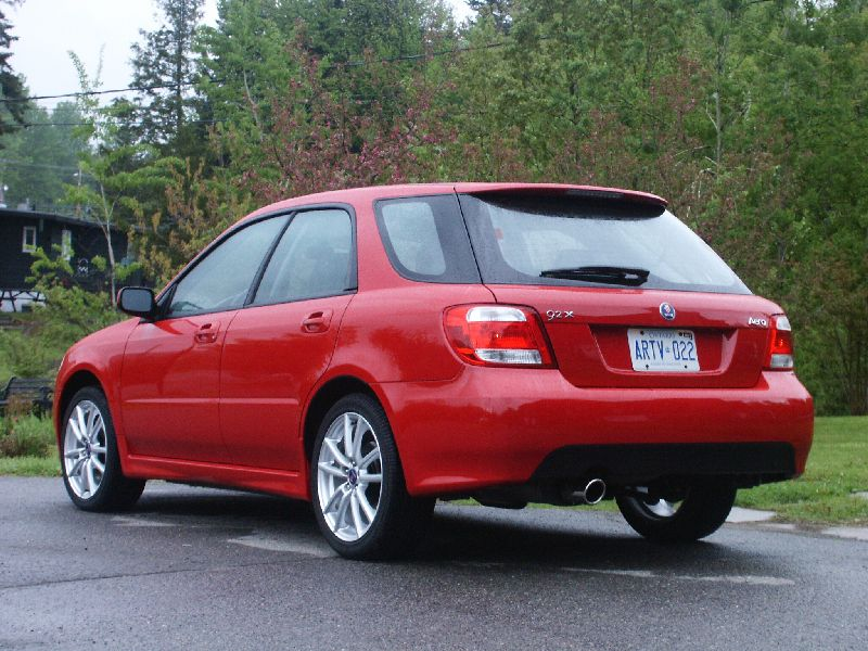 2005 saab 9 2x review cars photos test drives and. Black Bedroom Furniture Sets. Home Design Ideas