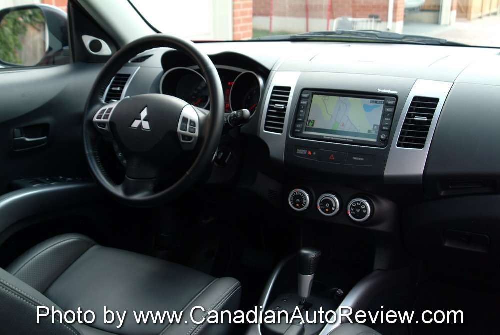 2007 Mitsubishi Outlander Review - Cars, Photos, Test Drives, and Reviews | Canadian Auto Review