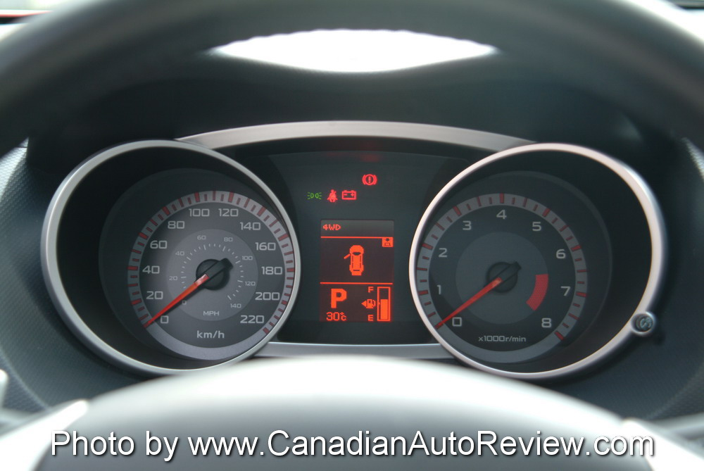 2007 Mitsubishi Outlander Review Cars Photos Test