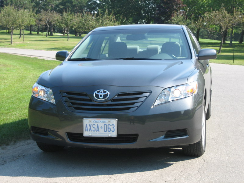 Canadian Auto Review 2007 Toyota Camry Le Photos