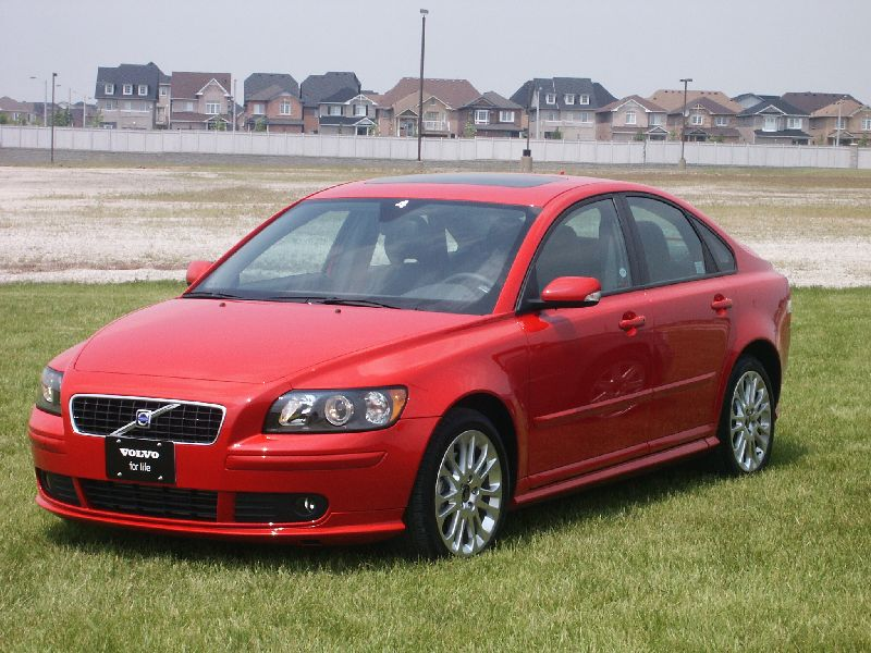 canadian auto review 2007 volvo s40 photos. Black Bedroom Furniture Sets. Home Design Ideas