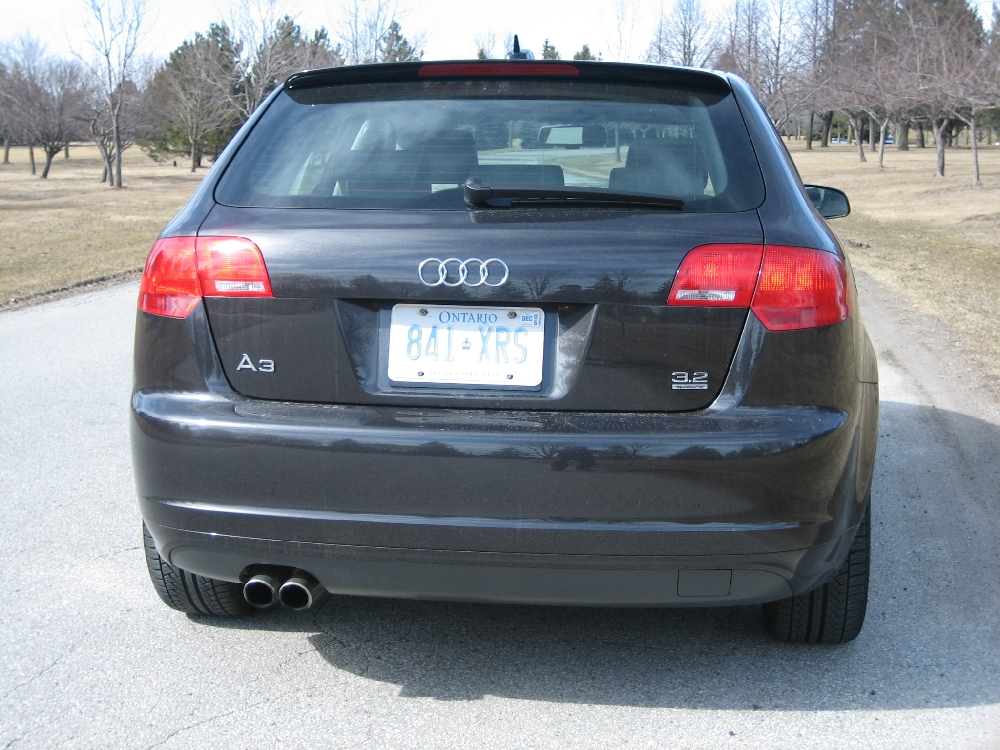 Canadian Auto Review 2008 Audi A3 3 2 Photos