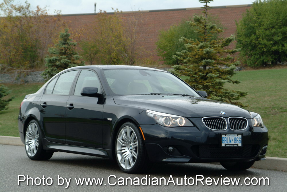 2008 bmw 550i review cars photos test drives and. Black Bedroom Furniture Sets. Home Design Ideas