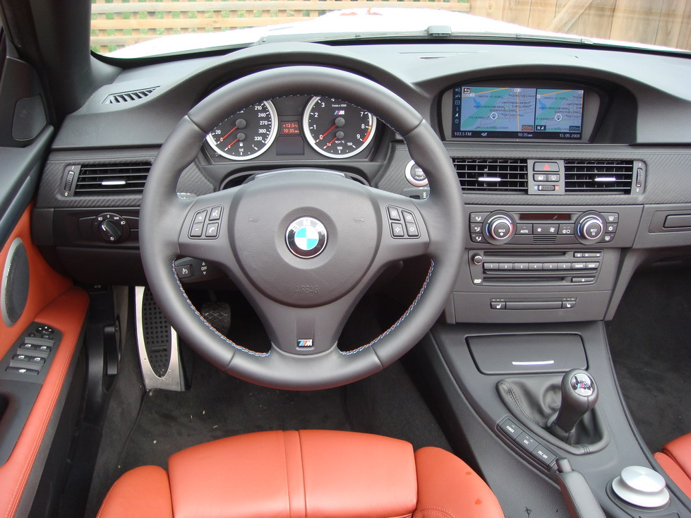Bmw M3 Reviews >> 2008 寶馬 BMW M3 Cabriolet - Cars, Photos, Test Drives, and Reviews | Canadian Auto Review