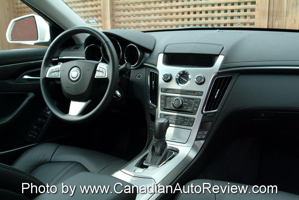 2008 Cadillac Cts Review Cars Photos Test Drives And