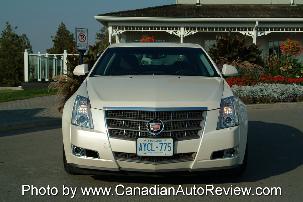 2008 Cadillac Cts Review