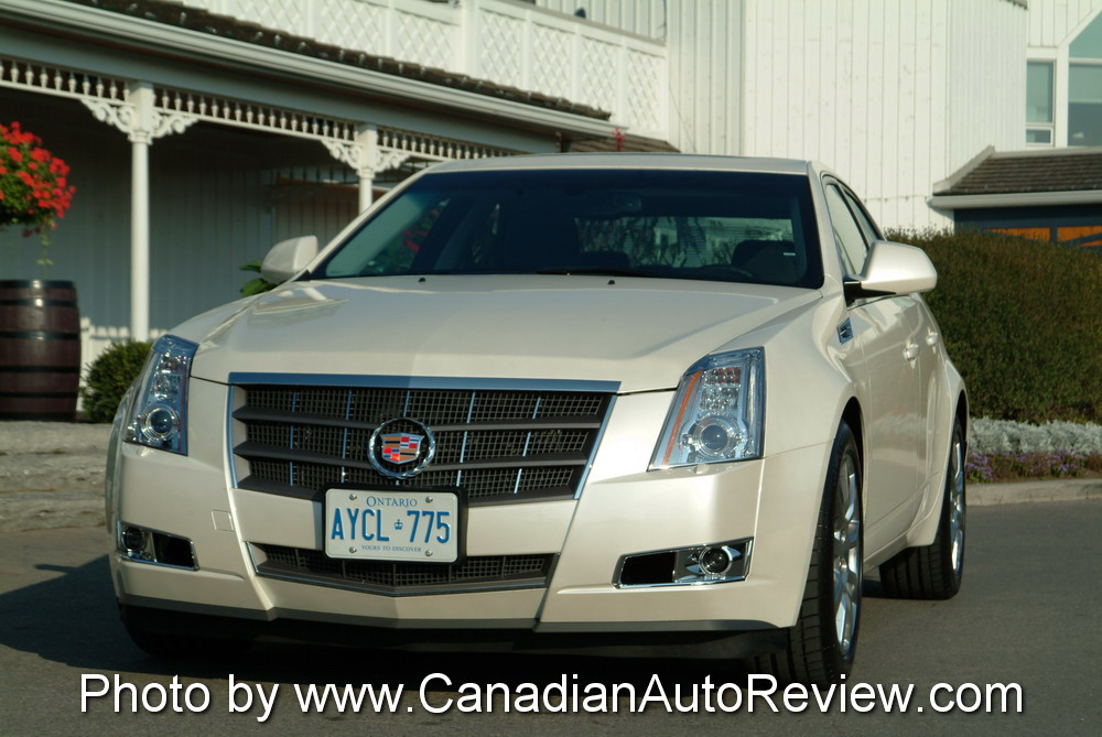 2008 Cadillac CTS Review - Cars, Photos, Test Drives, and Reviews