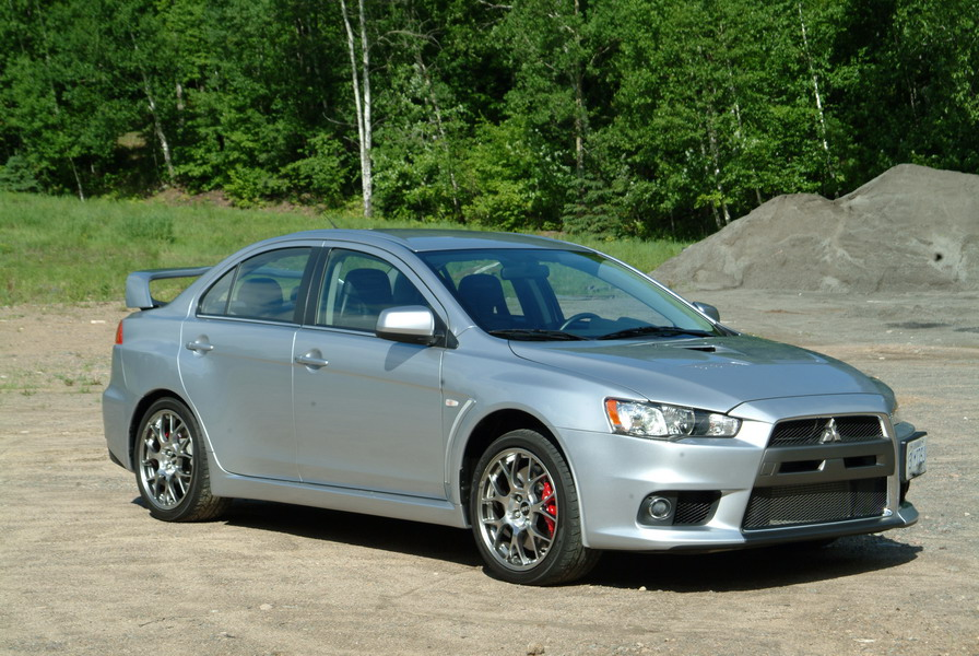 canadian auto review 2008 mitsubishi lancer evolution photos. Black Bedroom Furniture Sets. Home Design Ideas