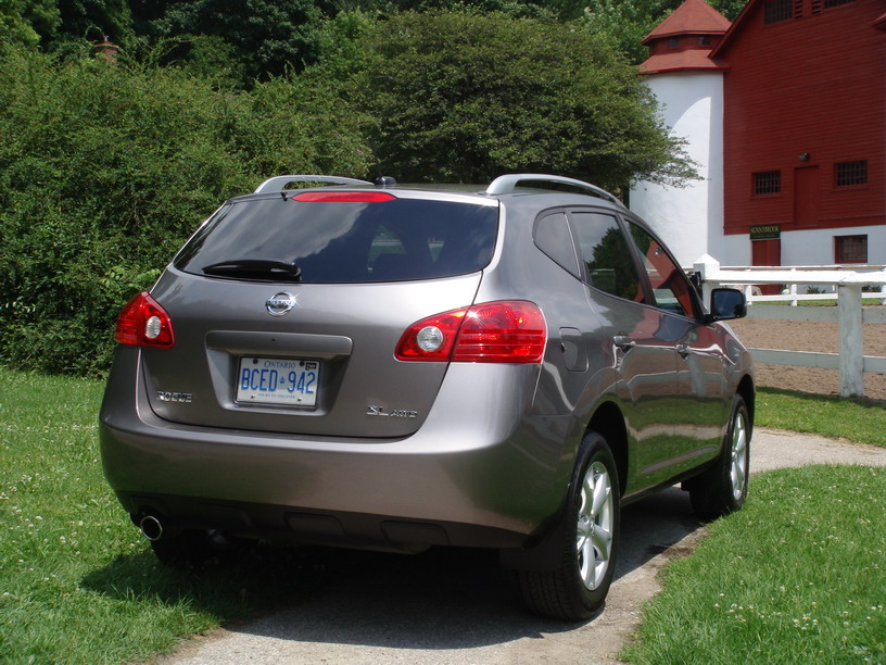 2008 nissan rogue review cars photos test drives and. Black Bedroom Furniture Sets. Home Design Ideas