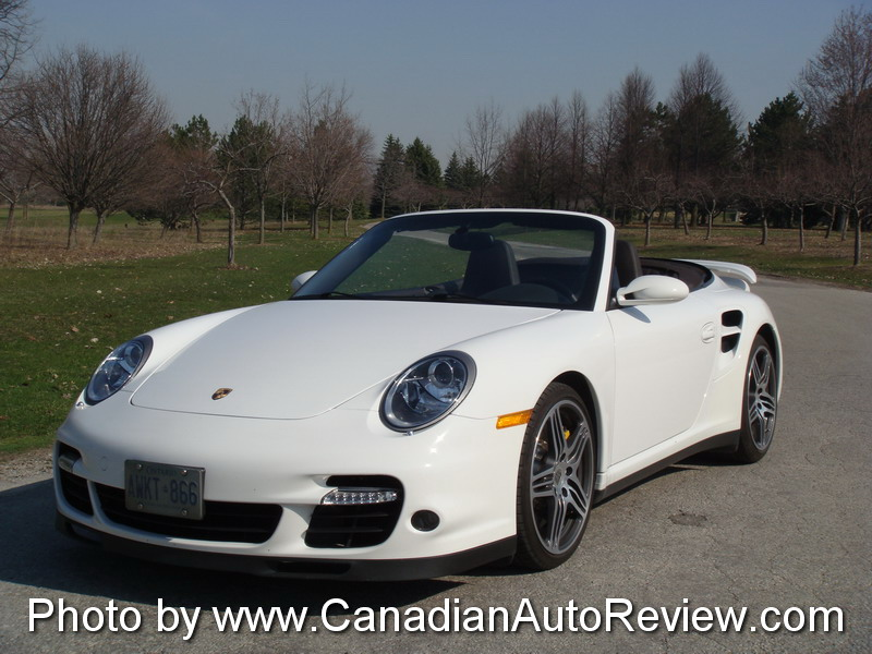 canadian auto review 2008 porsche 911 turbo cabriolet. Black Bedroom Furniture Sets. Home Design Ideas