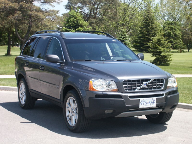 canadian auto review 2008 volvo xc90 v8 photos. Black Bedroom Furniture Sets. Home Design Ideas