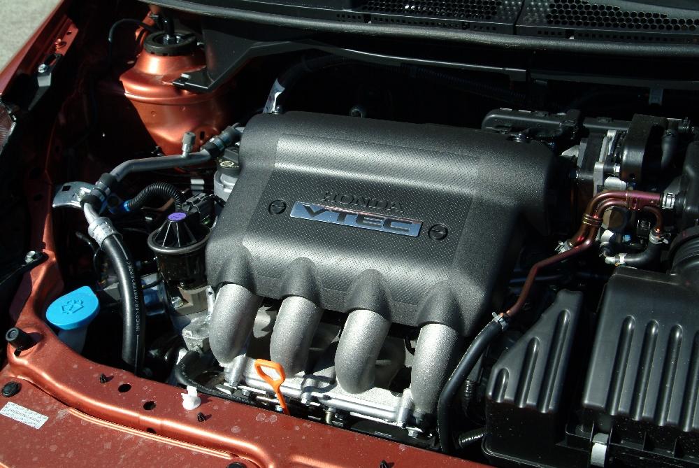 2009 honda fit manual transmission