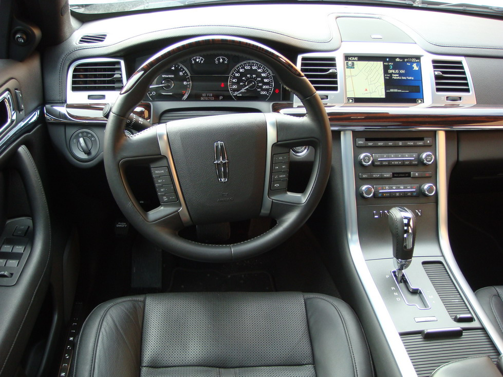 Auto Transport Reviews >> 2009 Lincoln MKS Photo Gallery - Cars, Photos, Test Drives ...