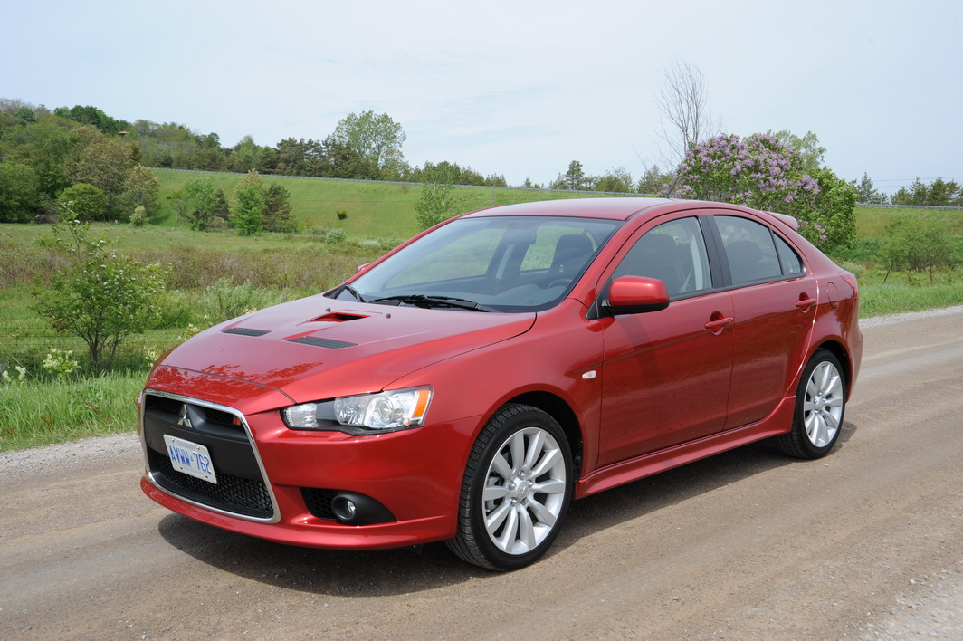 2014 lancer ralliart review