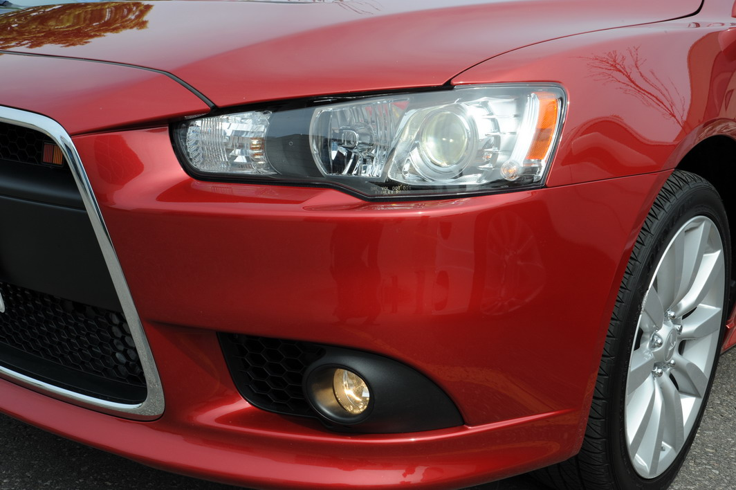 2009 Mitsubishi Lancer Review Autos Post