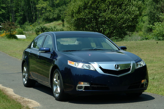 Acura Tl Sh Awd >> 2010 Acura TL Photo Gallery - Cars, Photos, Test Drives ...