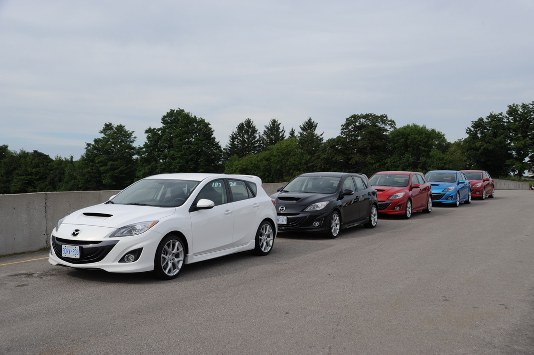 2010 Mazdaspeed3 Photo Gallery Cars Photos Test Drives