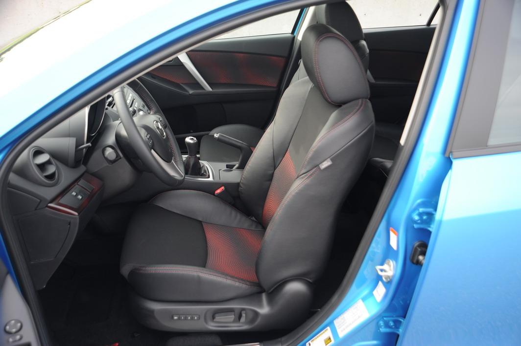 Mazdaspeed  Car Seat
