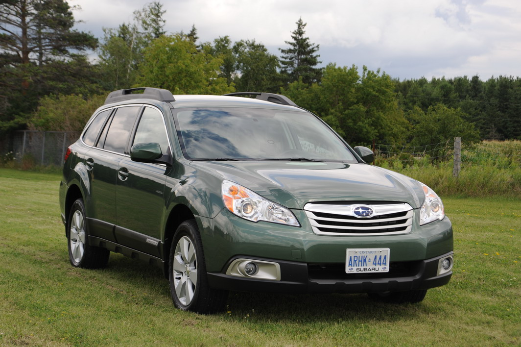 2010 subaru outback first drive review car and driver. Black Bedroom Furniture Sets. Home Design Ideas