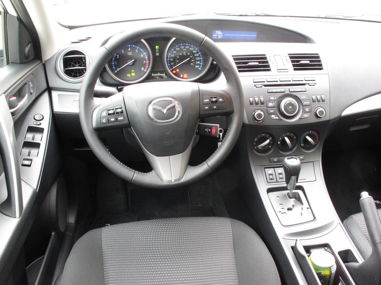 2012 Mazda3 Gs Review