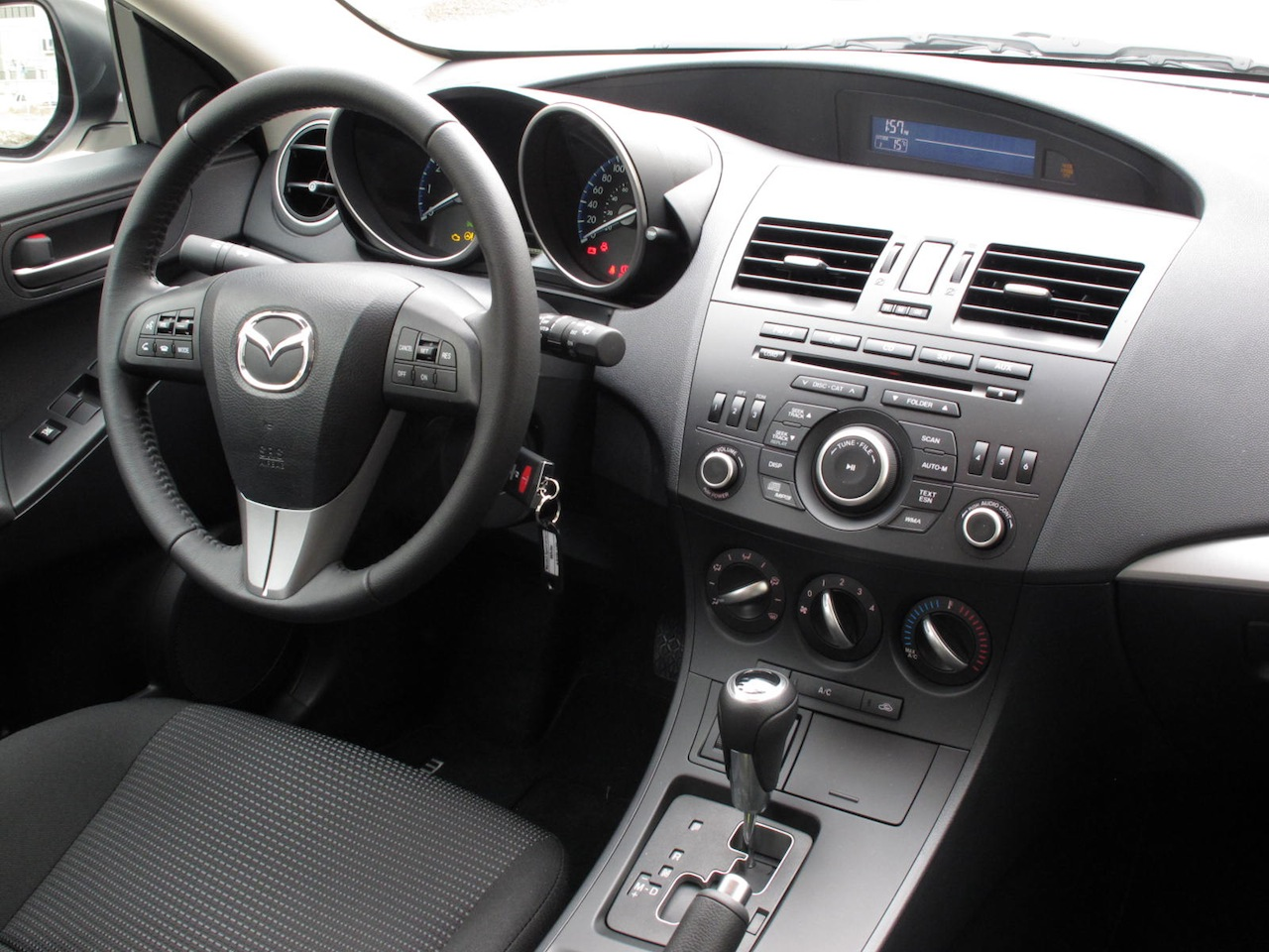 2012 Mazda3 Gs Review Cars Photos Test Drives And