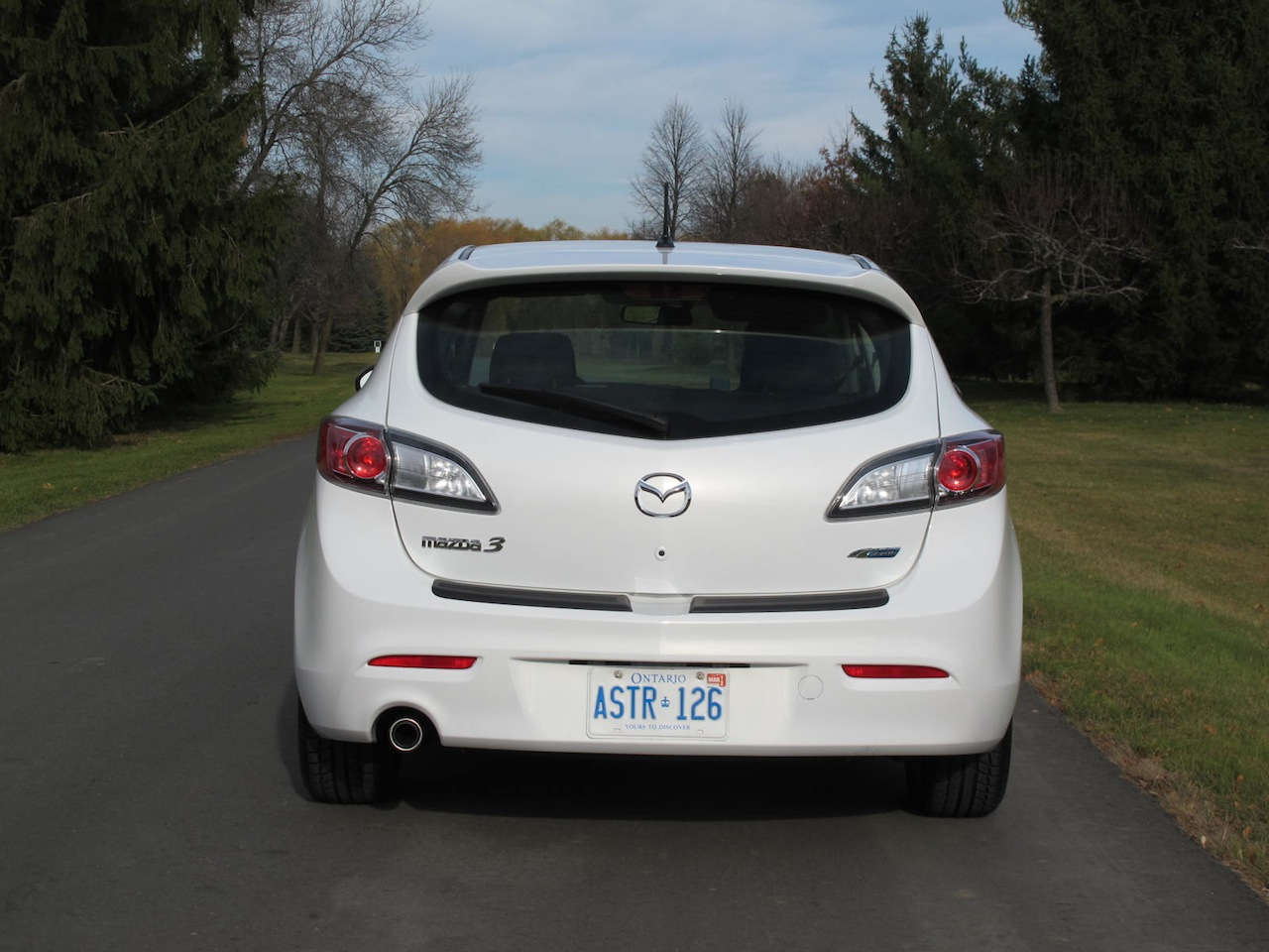 2012 Mazda3 Gs Review Cars Photos Test Drives And Reviews