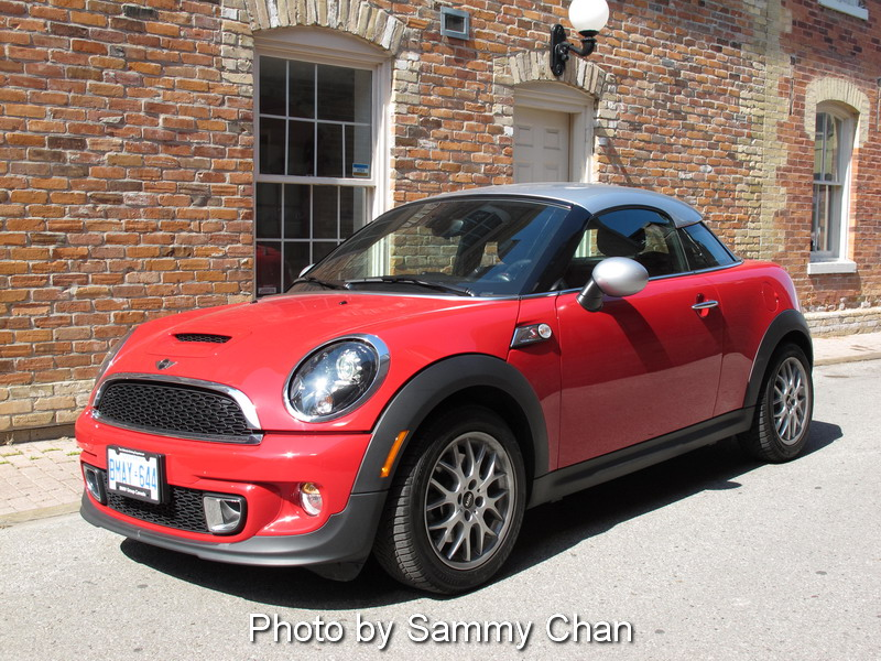 2012 mini cooper s coupe review cars photos test drives and reviews canadian auto review. Black Bedroom Furniture Sets. Home Design Ideas