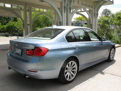 2013 Bmw Activehybrid 5 Review And Test Drive The Html