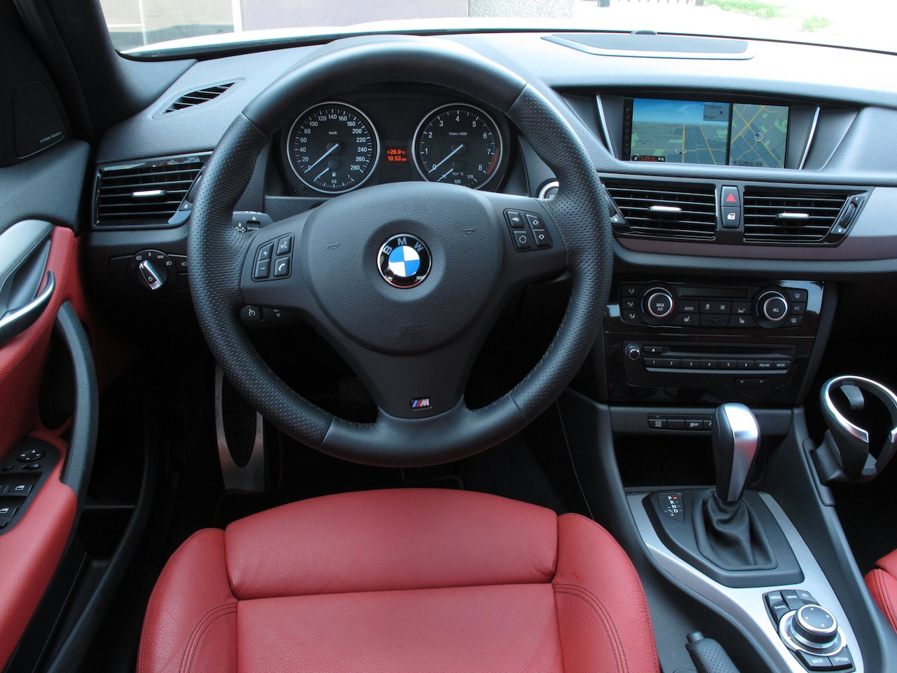 Bmw X1 Red Interior Www Pixshark Com Images Galleries With A Bite