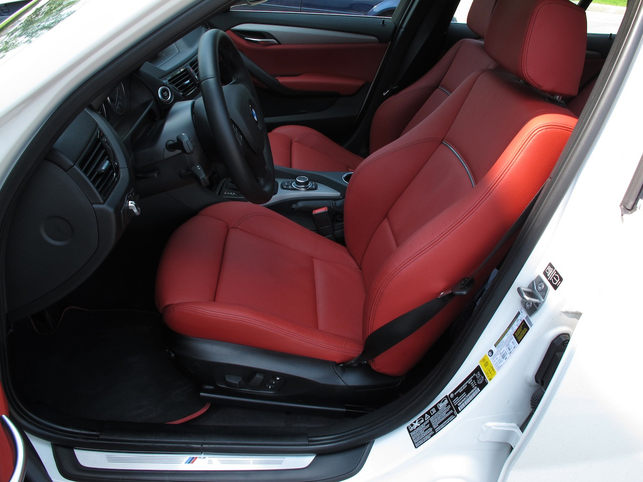 Bmw X Msport Seats