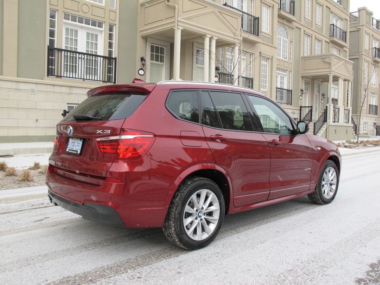2013 bmw x3 xdrive35i cars photos test drives and reviews canadian auto review. Black Bedroom Furniture Sets. Home Design Ideas