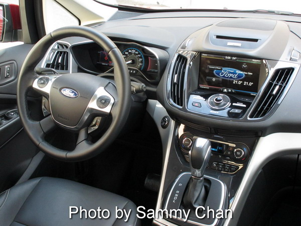 C Max Energi >> 2013 Ford C-MAX Energi SEL Review - Cars, Photos, Test Drives, and Reviews | Canadian Auto Review