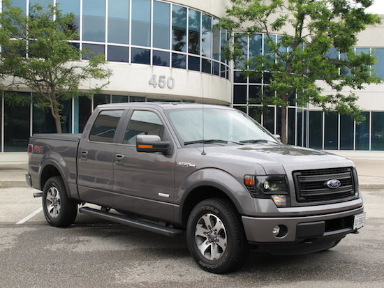 2013 Ford F-150 - Test Drive Review - CarGurus - Holiday and Vacation