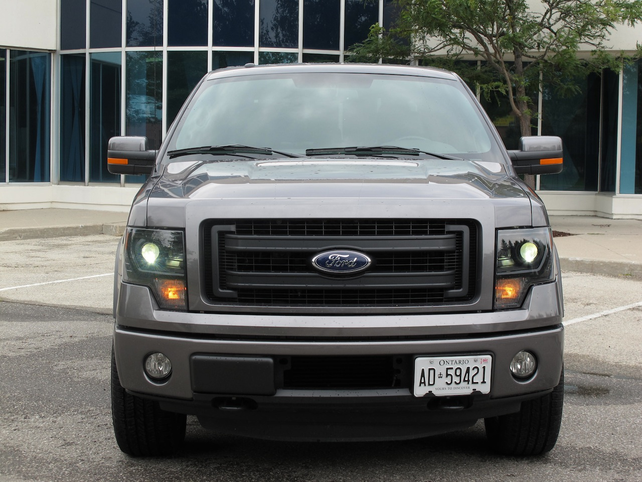 2013 ford f150 fx4 supercrew ecoboost full front