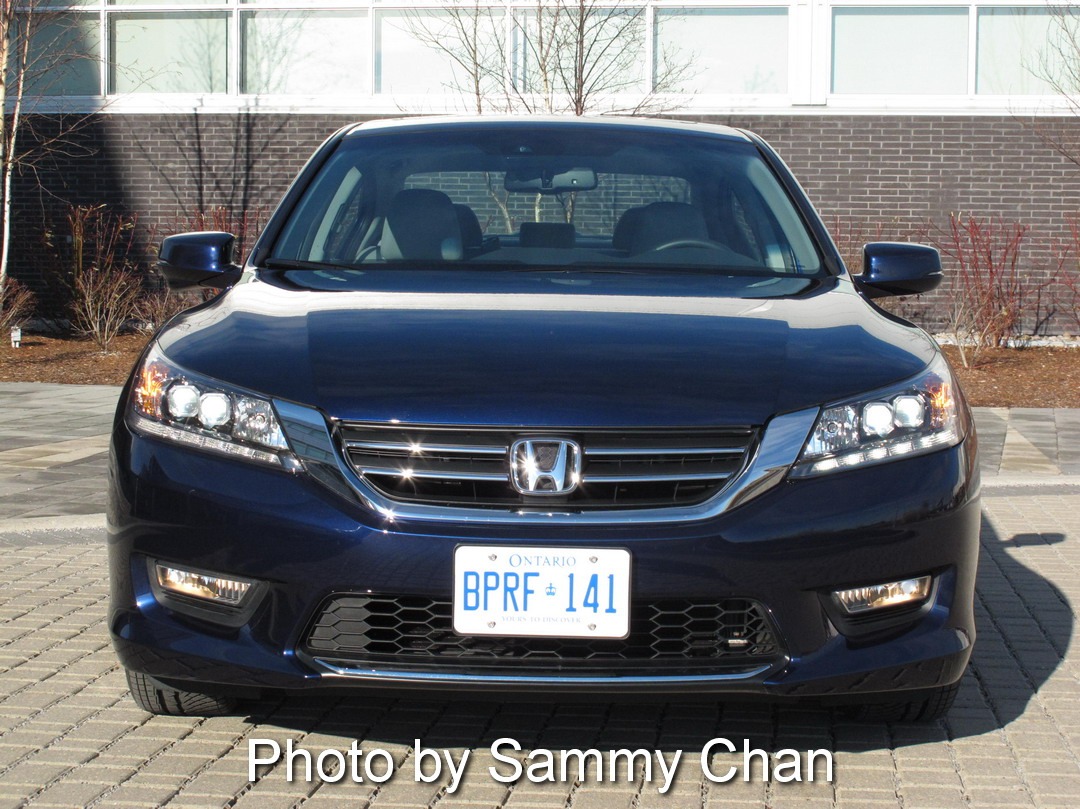 Honda Accord V Front