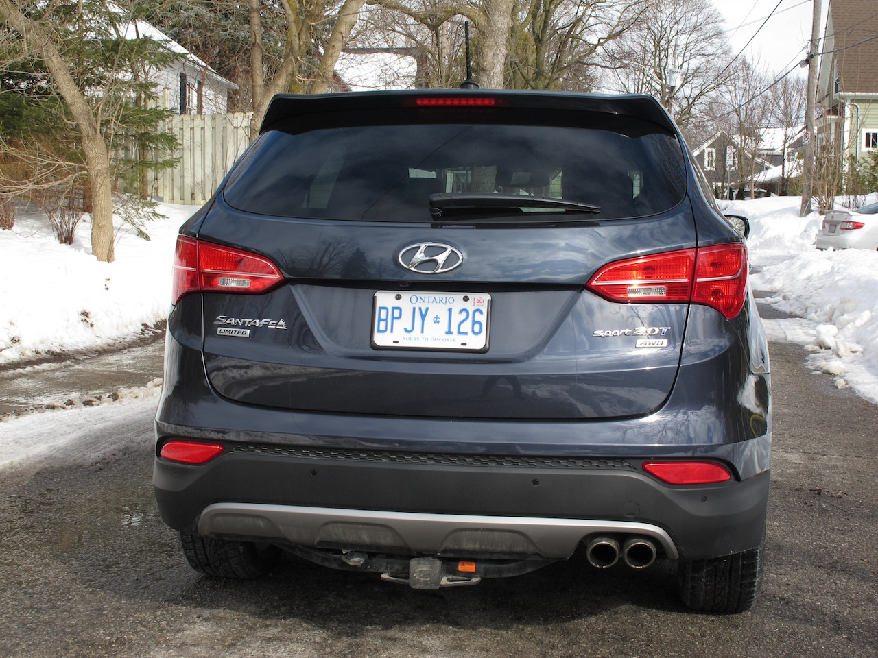 2013 Hyundai Sante Fe Sport Cars Photos Test Drives And Reviews Canadian Auto Review
