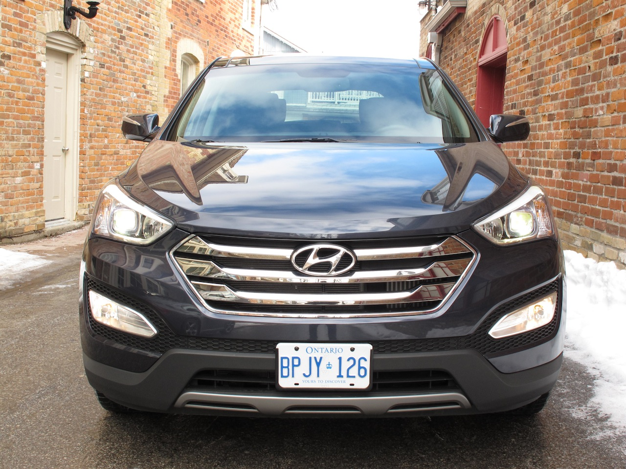 2013 Hyundai Sante Fe Sport Cars Photos Test Drives