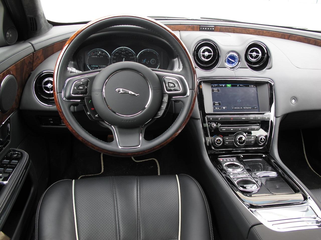 Pirelli P Zero Nero >> 2013 積架 Jaguar XJ AWD Review - Cars, Photos, Test Drives ...