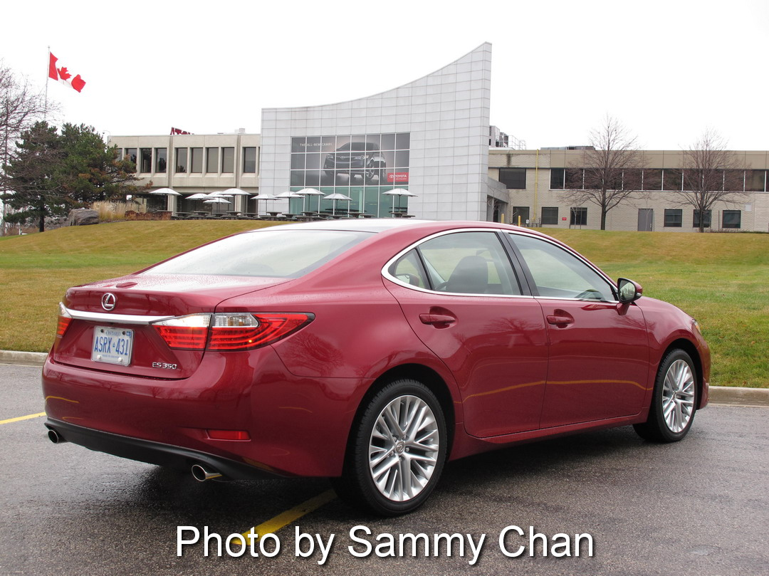 2013 lexus es350 review cars photos test drives and reviews canadian auto review. Black Bedroom Furniture Sets. Home Design Ideas