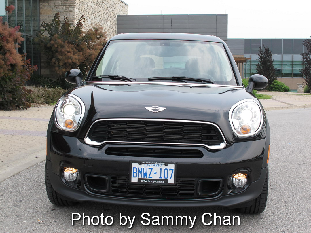 2013 mini cooper s paceman all4 review cars photos. Black Bedroom Furniture Sets. Home Design Ideas